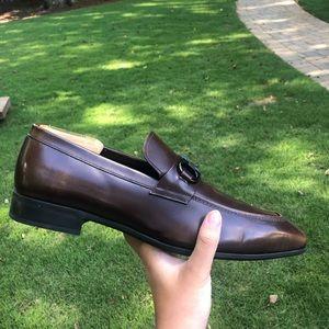 Salvatore Ferragamo designer loafers